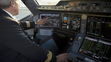 Photo of Airbus levert eerste A350 af met touchscreens in cockpit
