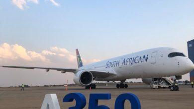 Photo of South African stuurt nieuwe A350 naar Teruel
