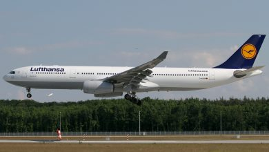 Photo of Lufthansa scherpt regels mondkapjes aan