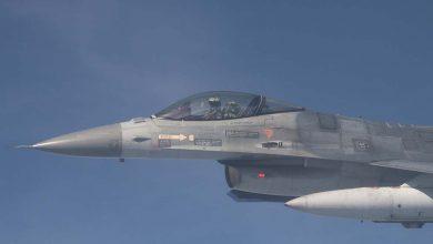 Photo of F-16 gevechtsmissies beschreven