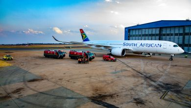 Photo of South African Airways legt alle vliegactiviteiten stil