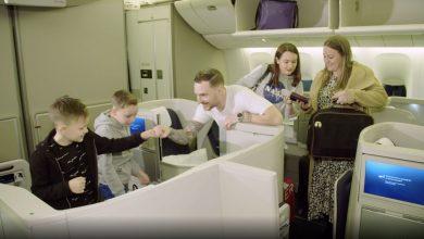 Photo of BA sluit 100-jarig feest af met VIP-reis voor familie | Video