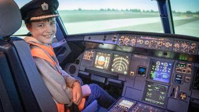 Photo of British Airways geeft twee jonge vliegtuigfans tijd van hun leven   Video