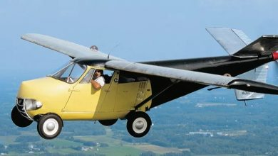 Photo of Eerste vliegende auto wordt in januari geveild