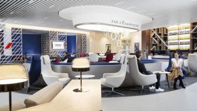 Photo of Air France opent nieuwe lounge op Parijs Orly | Foto's