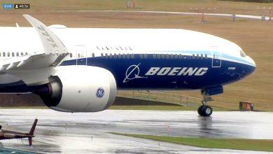 Photo of Eerste vlucht Boeing 777X weer geannuleerd