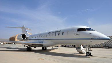 Photo of 'Vliegtuig U.S. Air Force gecrasht in Afghanistan; niet een passagiersvliegtuig'