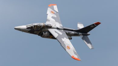 Photo of 'Belgische Luchtmacht stelt Alpha Jet buiten dienst'