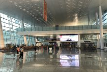 Photo of Luchthaven Wuhan na 76 dagen weer open | Video