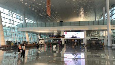 Photo of Luchthaven Wuhan na 76 dagen weer open | Video