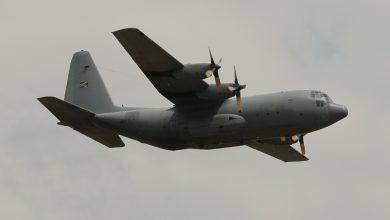 Photo of Zuid-Afrikaans militair transportvliegtuig gecrasht in Congo