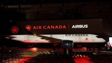 Photo of Eerste Air Canada A220 klaar voor de start