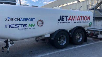 Photo of Hernieuwbare brandstof voor alle zakelijke vluchten tijdens World Economic Forum