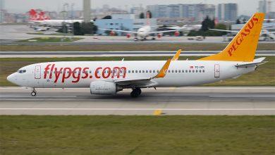 Photo of Boeing 737 Pegasus breekt in stukken op Istanbul Airport