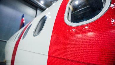 Photo of Delta draagt vliegtuig op aan personeel | Foto's