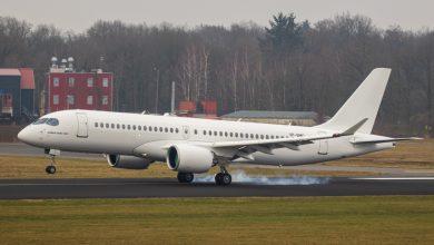 Photo of Nieuwe A220's landen op Twente Airport