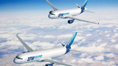 Photo of Omgebouwde A321 ontvangt EASA certificatie