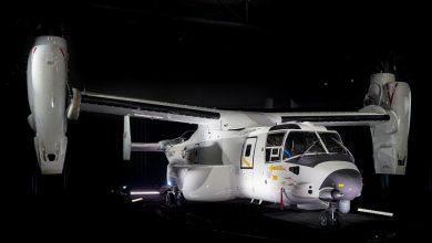 Photo of Bell Boeing levert eerste V-22 Osprey aan Amerikaanse marine