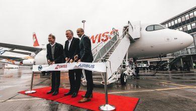 Photo of Swiss ontvangt eerste A320neo | Foto's