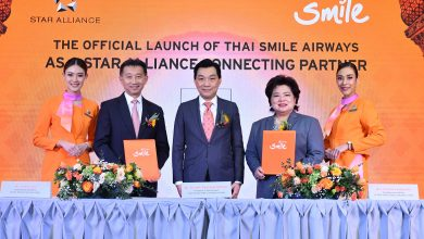 Photo of Thai Smile Airways wordt partner van Star Alliance