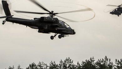 Photo of Nederlandse Apache raakt boomtop tijdens oefening