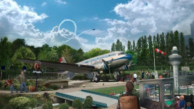 Photo of Zo wordt de KLM DC-3 in Madurodam geplaatst | Video