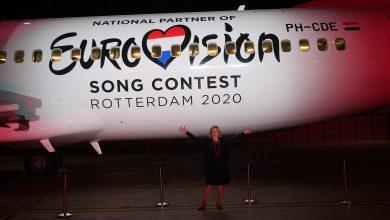Photo of Corendon presenteert Songfestival-vliegtuig | Foto's