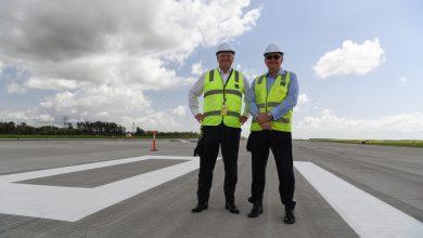 Photo of Brisbane Airport opent nieuwe landingsbaan in juli