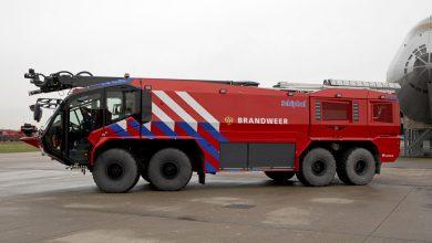 Photo of Schiphol neemt nieuwe brandweerauto's in gebruik | Foto's
