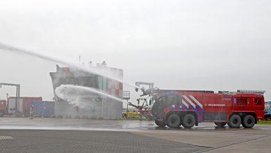 Photo of Video: nieuwe brandweerauto's Schiphol