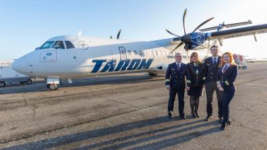 Photo of Tarom ontvangt nieuwe turboprop in nieuwe livery