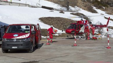 Photo of Search and Rescue boven de Walliser Alpen | Longread