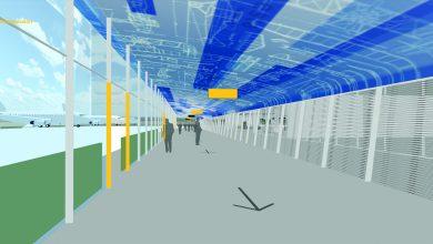 Photo of Reizigers Eindhoven Airport kunnen binnenkort droog naar het vliegtuig lopen