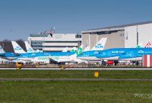 Photo of Video: veel vliegtuigen geparkeerd op Schiphol