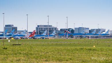 Photo of Schiphol zet Aalsmeerbaan in voor parkeren vliegtuigen