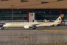 Photo of Etihad paar dagen in april naar Amsterdam met 787-10