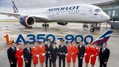 Photo of Aeroflot ontvangt eerste A350 | Video