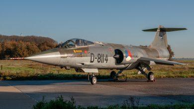 Photo of Restauratie Nederlandse Starfighter als monument Koude Oorlog