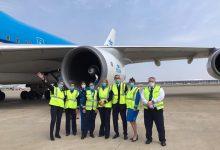 Photo of KLM-747 vervoert half miljoen mondkapjes naar Nederland – Foto's