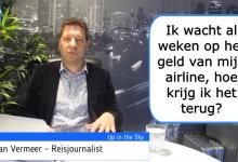 Photo of Reisvragen beantwoord: Wachten op geld van mijn airline?