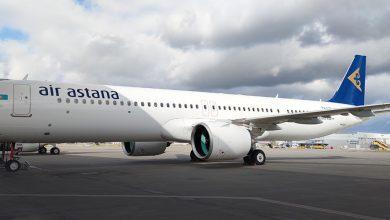 Photo of Air Astana ontvangt nieuwe A321LR
