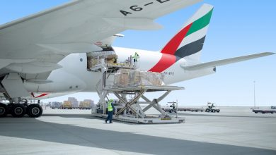 Photo of Emirates vliegt half miljoen flessen handontsmetter rond