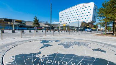Photo of Eindhoven Airport ligt stil: geen vluchten