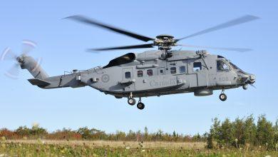 Photo of Helikopter Canadese luchtmacht neergestort in Middellandse zee