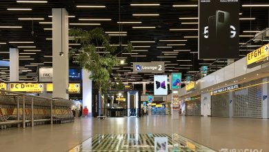 Photo of Bizarre leegte op Schiphol | Video