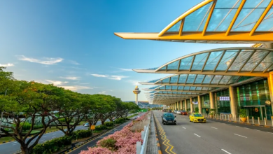 Photo of Changi Airport sluit terminal 2 voor anderhalf jaar