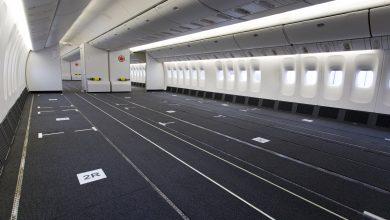 Photo of Air Canada verwijdert passagierscabine voor vrachtvervoer | Foto's