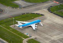 Photo of Schiphol ten tijde van corona: foto's vanuit de lucht