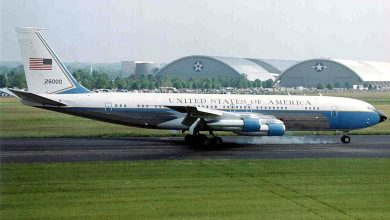 Photo of De Boeing 707 als Air Force One | Video