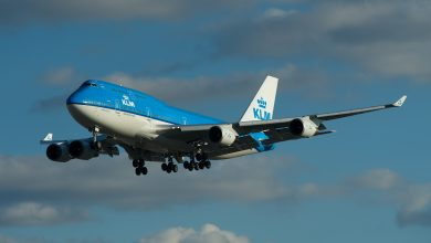 Photo of KLM 747 'City of Seoul' voert laatste vlucht uit | Video